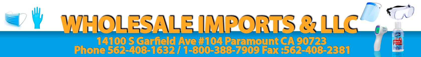 Wholesale Imp. & Exp. LLC
