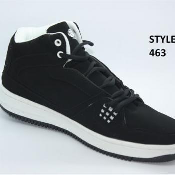 463 - BLACK - WHITE